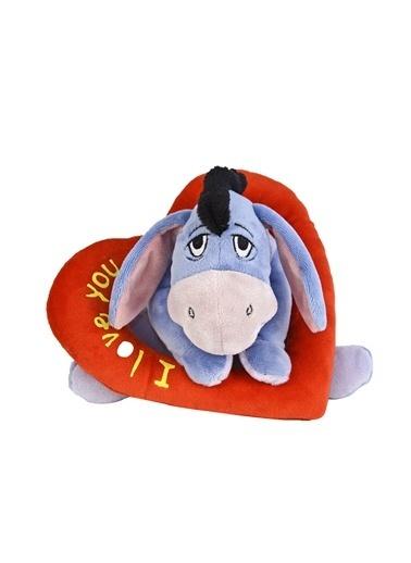 Disney WTP Temalı - Eeyore Kalp Halkalı 25cm-Disney